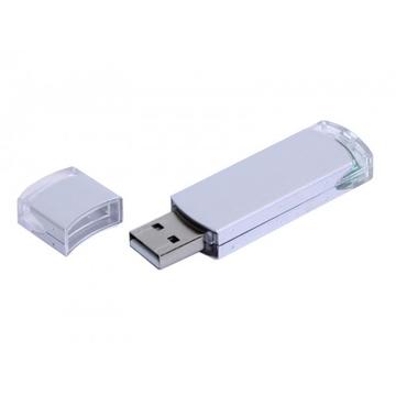 Накопитель под нанесение Present V400 8 GB Silver