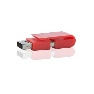 Накопитель под нанесение Present V705 4Гб Red
