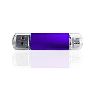 Накопитель под нанесение Present V706 8 GB Blue