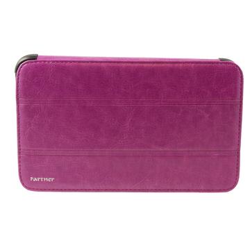 "Чехол Partner Smart Cover Violet (для Samsung SM-T21x Galaxy Tab 3 7.0"")"
