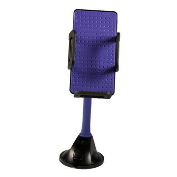 Держатель Partner Purple (для смартфонов, ширина 55-85мм)