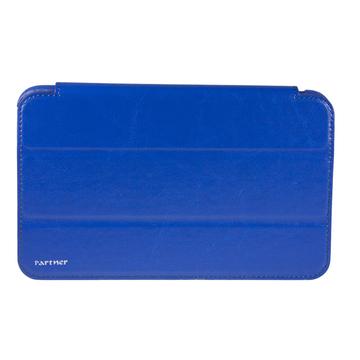 "Чехол Partner Smart Cover Blue (для Samsung SM-T11x Galaxy Tab 3 7.0"" Lite)"