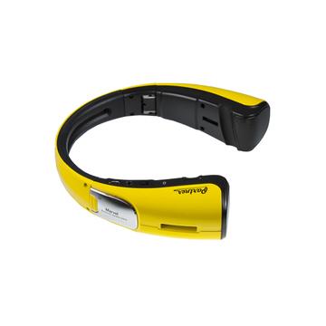 Колонки Partner Marvel Yellow (3.5mm вход/BT, 4Вт, 50Гц-20кГц, ф-ия Hands Free)