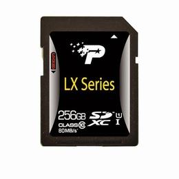 SDXC 256Гб Patriot Класс 10 UHS-I