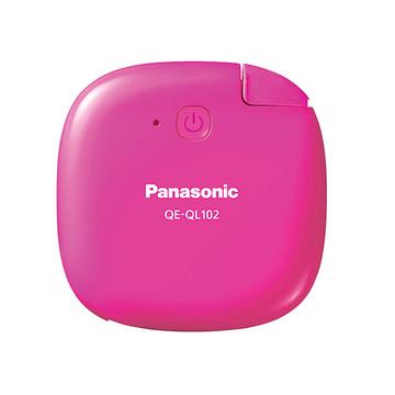 Портативный аккумулятор Panasonic QE-QL102 Red (кабель microUSB, 1430 mAh)