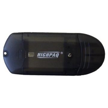 Card reader Highpaq MCR-Q001 Black (48-в-1)