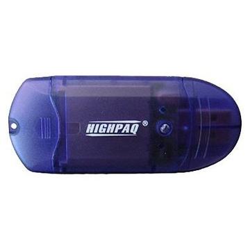 Card reader Highpaq MCR-Q001 Pink (48-в-1)