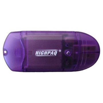 Card reader Highpaq MCR-Q001 Purple (48-в-1)