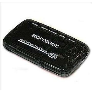 Card reader Highpaq CR-03HC Black (57-в-1)