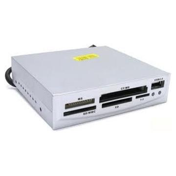 Card reader Highpaq CR-Q004 Silver (63-в-1)