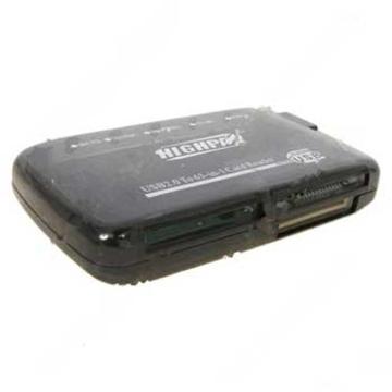 Card reader Highpaq CR-Q005 Black (63-в-1)