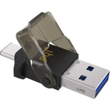 Адаптер PQI Connect 312 USB-micro USB Black