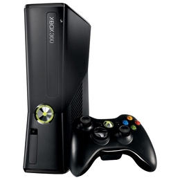 Microsoft Xbox 360 (RKB-00011, 4Gb, диск Live Arkade Triple pack (7SJ-00014)))
