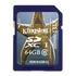 SDHC 64Гб Kingston Класс 6