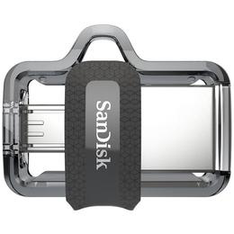 Флешка USB 3.0 Sandisk Ultra Dual Android m3.0 OTG 64 гб