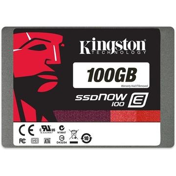 Твердотельный накопитель SSD Kingston 100GB SSDNow! E100
