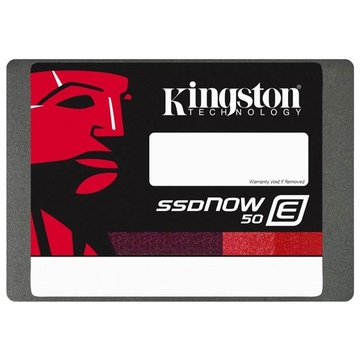 Твердотельный накопитель SSD Kingston 100GB SSDNow! E50