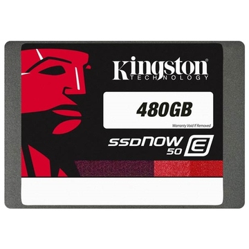 Твердотельный накопитель SSD Kingston 480GB SSDNow! E50