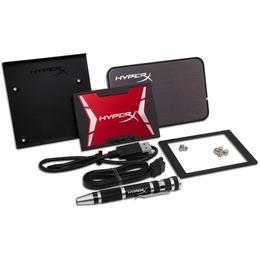 Твердотельный накопитель SSD Kingston 120GB HyperX SAVAGE Bundle