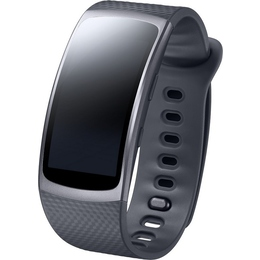 Смарт-часы Samsung SM-R360 Gear Fit 2 Dark Grey