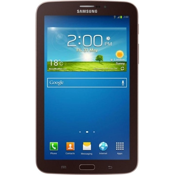 "Samsung SM-T210 Galaxy Tab 3 7.0"" 16GB Gold Brown"