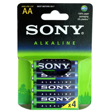 Батарейка Sony AM3LB4D Blue
