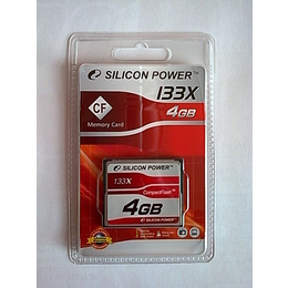 Compact Flash 04Гб Silicon Power 133X