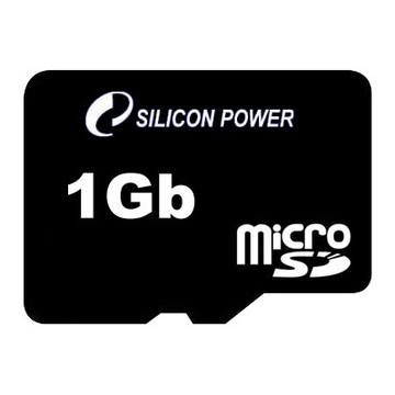 MicroSDHC 04Гб Silicon Power Класс 2 (без адаптера)