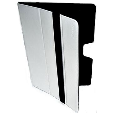"""Чехол ST Case Cloth White (для планшетов 10.1"""",  до 265х179мм, искусственная кожа)"""