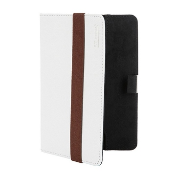 "Чехол ST Case FCU7 White (для планшетов 7"",  до 195х120мм, искусственная кожа)"