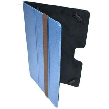 """Чехол ST Case FCU9.7 Blue (для планшетов 9.7"""",  до 250х192мм, искусственная кожа)"""