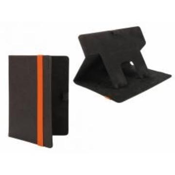 """Чехол ST Case LUN10 Black (для планшетов 10.1"""",  с подставкой, искусственная кожа)"""