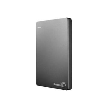 "Внешний жесткий диск 2Тб Seagate Backup Plus Slim Silver (3.5"""", USB3.0, PC/Mac)"