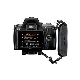 Sony STP-HS1AM Black (полиуретан, для бокового захвата фтокамеры)