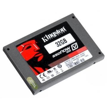 Твердотельный накопитель SSD Kingston 32GB SSDNow! V100