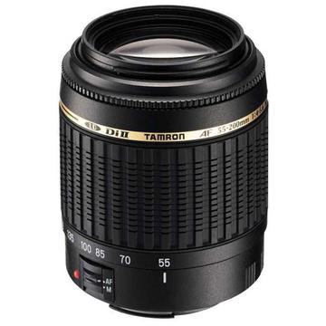 Tamron 55-200mm F/4-5.6 Di II LD Macro Nikon F