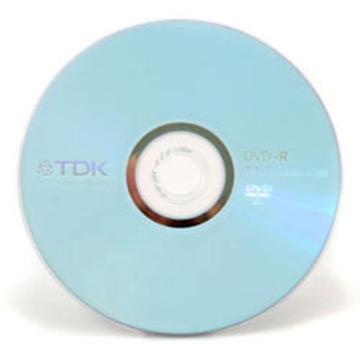 Диск DVD-R TDK Shrink 5шт (4.7GB, 16x)