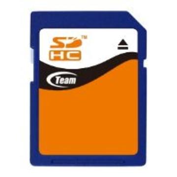 SDHC 08Гб Team Класс 6