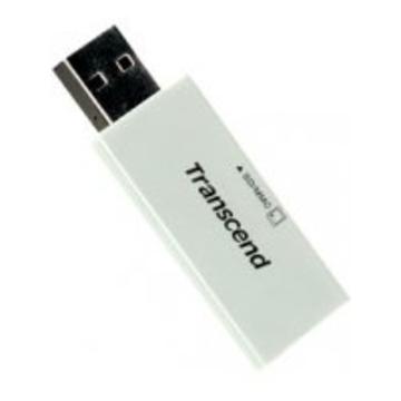 Card reader Transcend S5 White