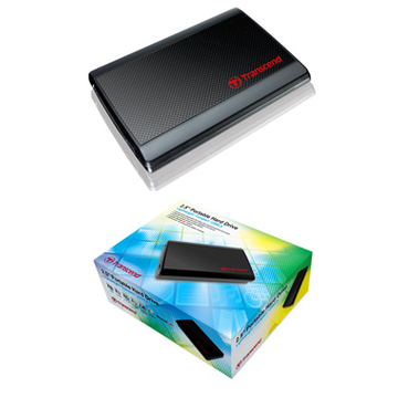 "Корпус для HDD Transcend (StoreJet 2.5"", Portable, Sata)"