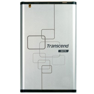 "Корпус для HDD Transcend Silver (StoreJet 2.5"", SATA)"
