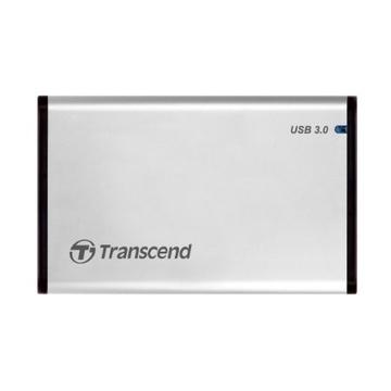 "Корпус для HDD Transcend Silver (StoreJet 2.5"", SATA, USB3.0)"