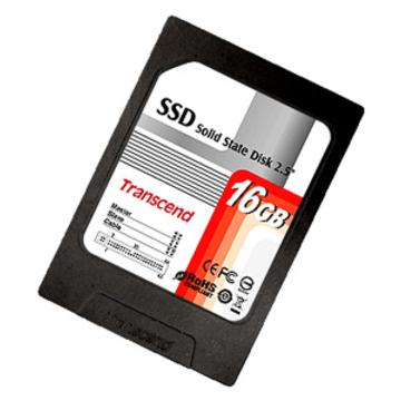 Твердотельный накопитель SSD Transcend 16GB