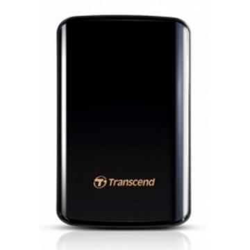 "Портативный HDD 1 TB Transcend StoreJet D3 (2.5"", USB3.0)"