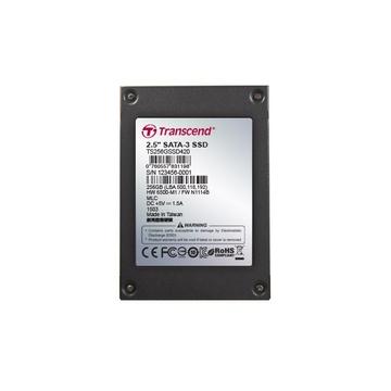 Твердотельный накопитель SSD Transcend 256GB SSD420 Iron Case
