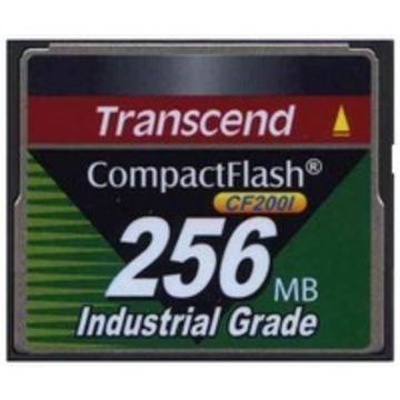Compact Flash 256MB Transcend 200X Industrial Grade