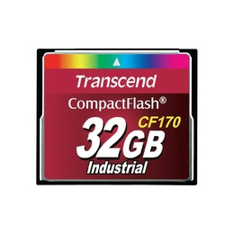Compact Flash 32Гб Transcend 170X Industrial