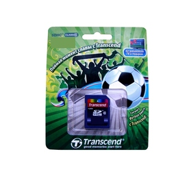 SDHC 32Гб Transcend Класс 10 EC (Euro Cup edition)