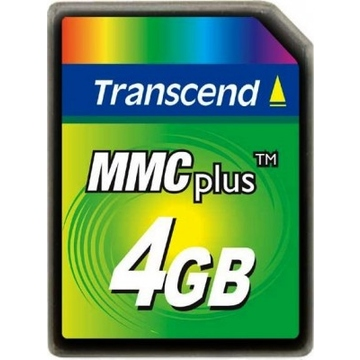 MMC Plus 04Гб Transcend