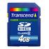 SDHC 04Гб Transcend Класс 6